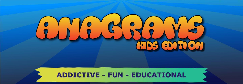 Anagrams English Kids edition
